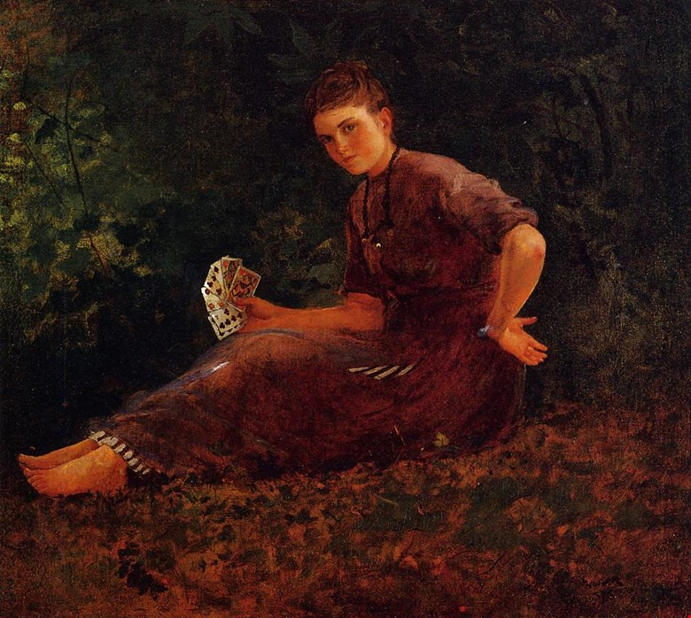 Winslow Homer. To speak about luck?