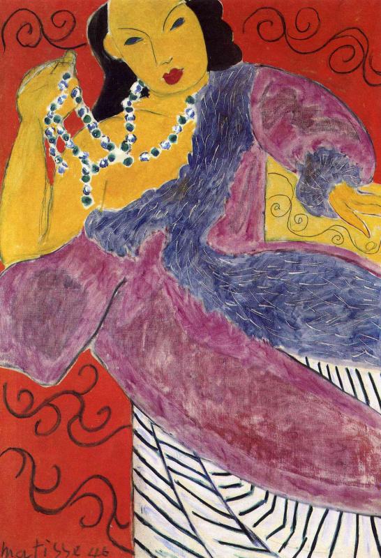 Henri Matisse. Asia