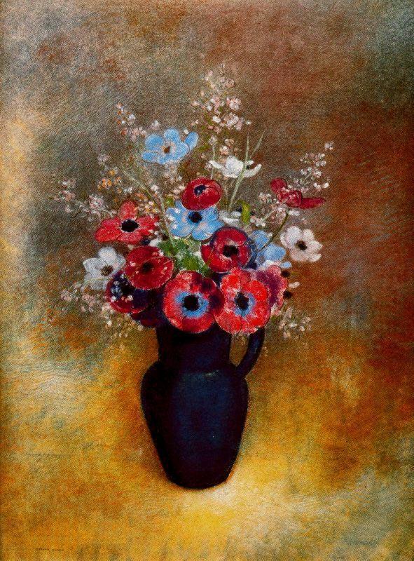 Одилон Редон. Цветы