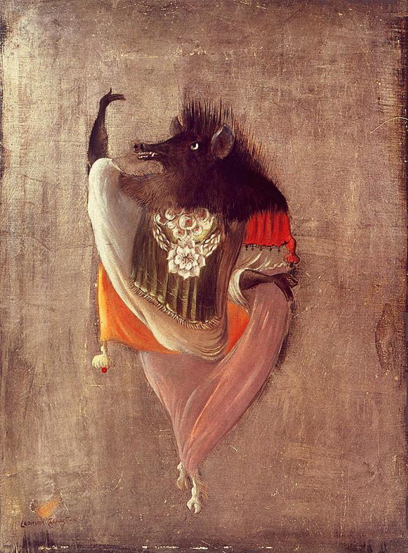 Леонора Каррингтон. Танцор