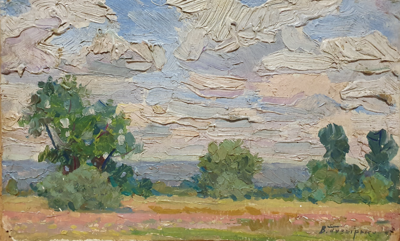 Victor Grigorievich Puzyrkov. Untitled