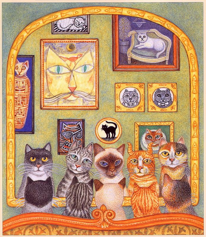 Моника Бейзнер. Запретная Кошка