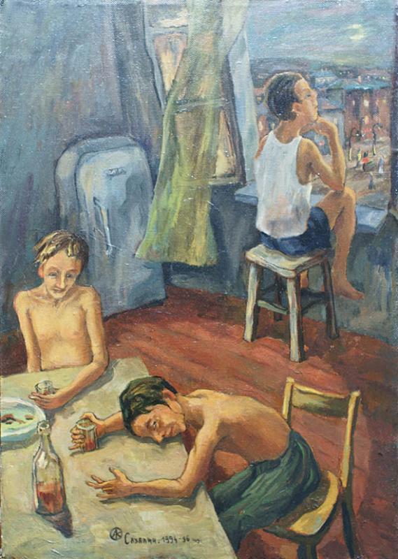 Aleksander Kovalchuk. Dreams Artyushkina