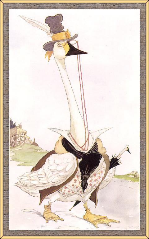 Крис Ридделл. Лебедь