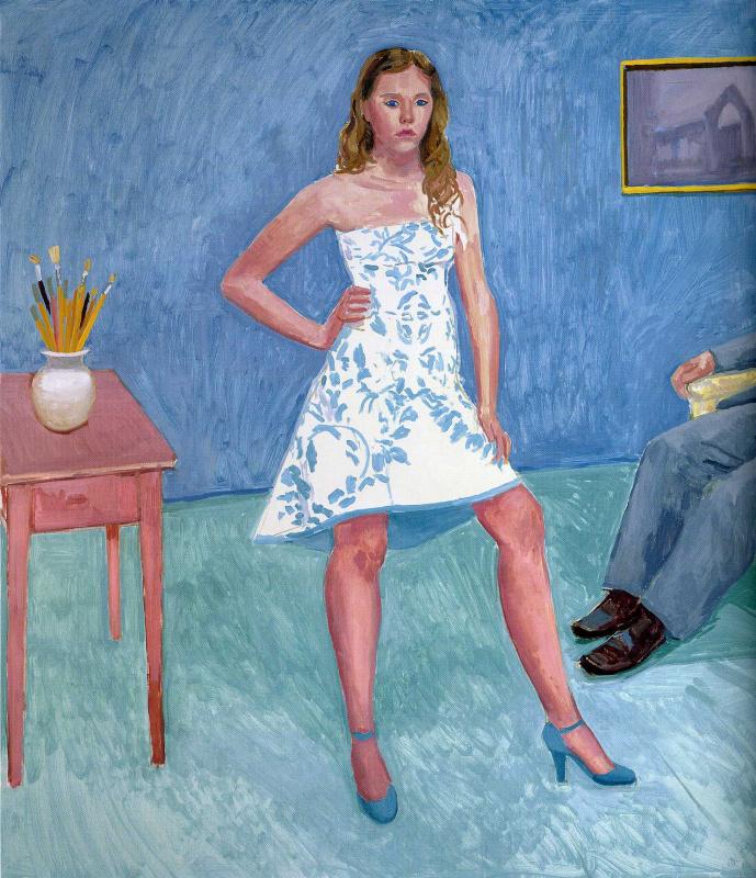 Дэвид Хокни. Портрет 37