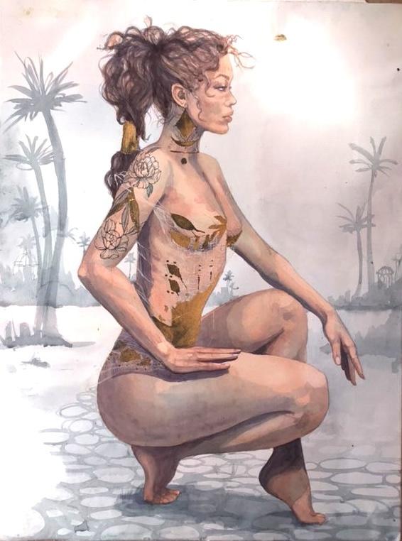 Unknown artist. ERRA