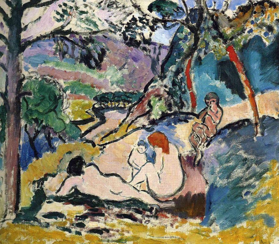 Henri Matisse. Pastoral