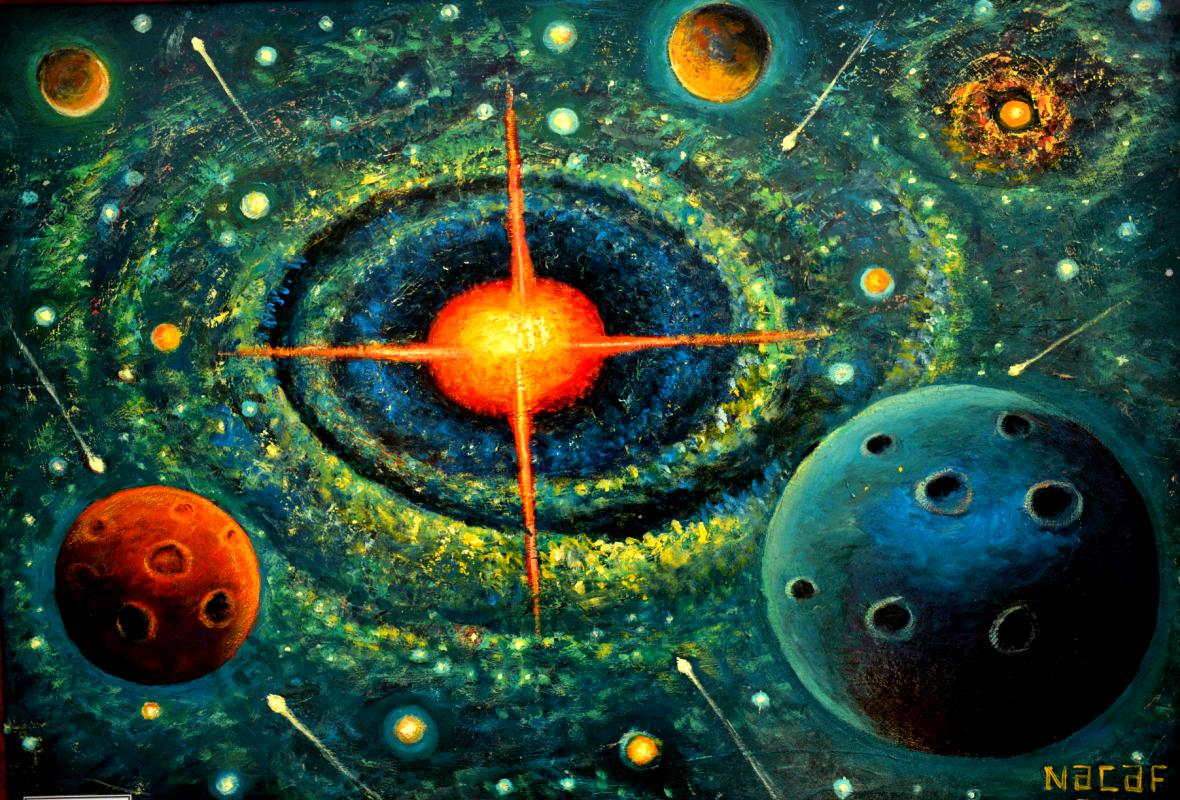 Najaf Mamedali oglu Mamedov. Red star
