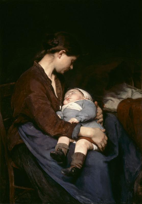 Элизабет Норс. Мать