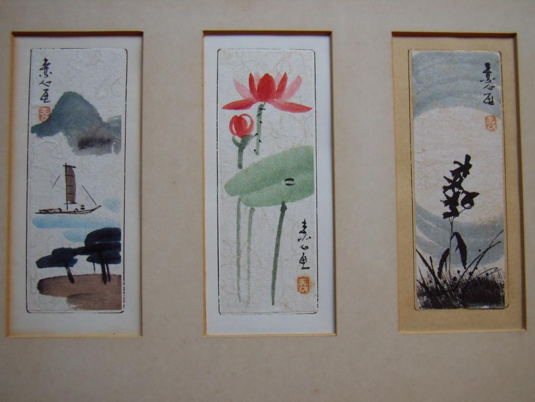 Unknown artist. Oriental Art.