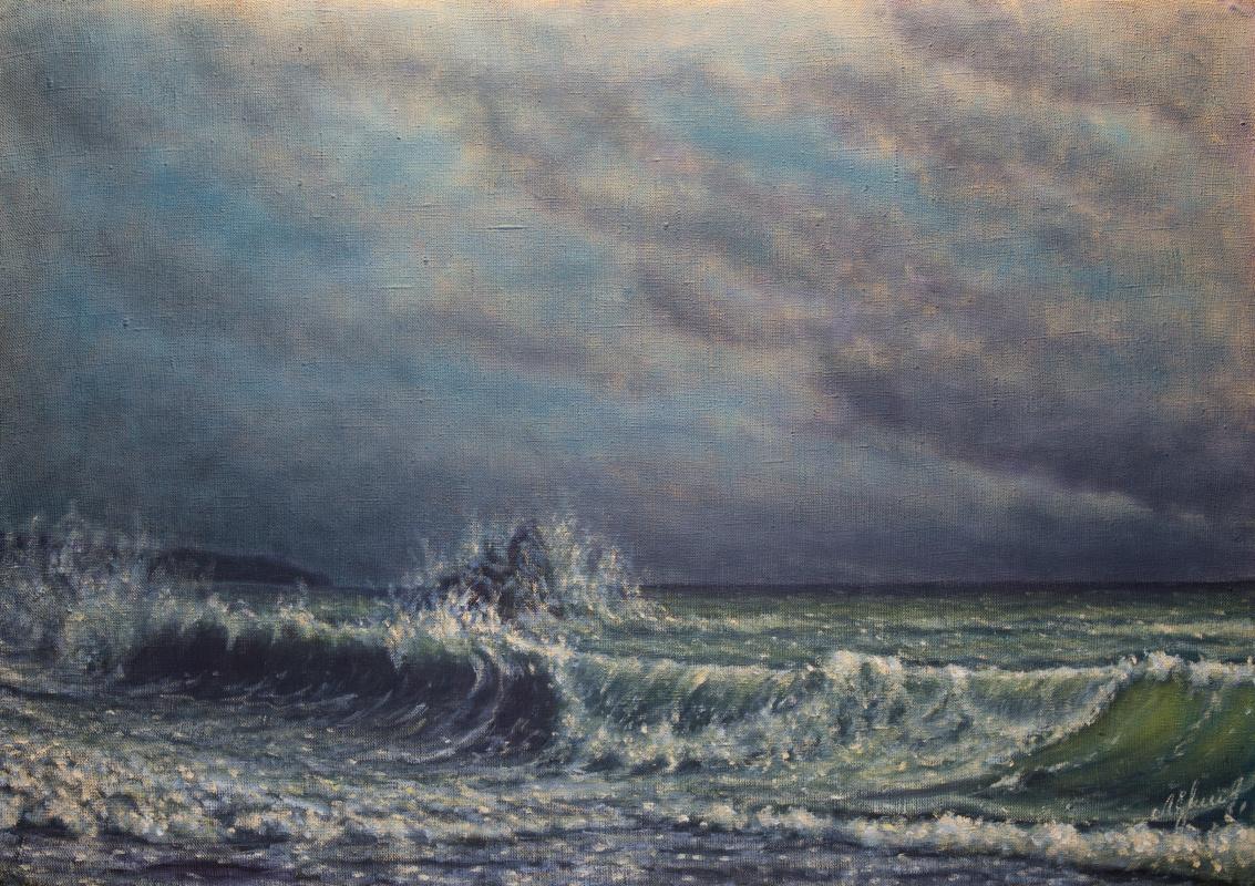 Valery Levchenko. No. 447 Seascape