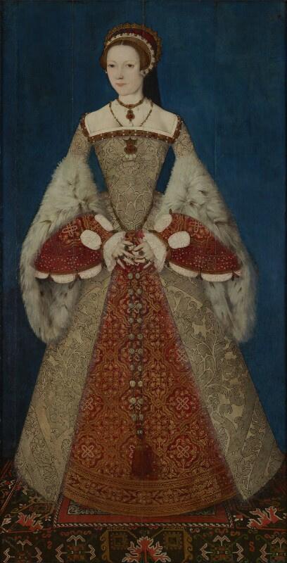 Master John. Katherine Parr