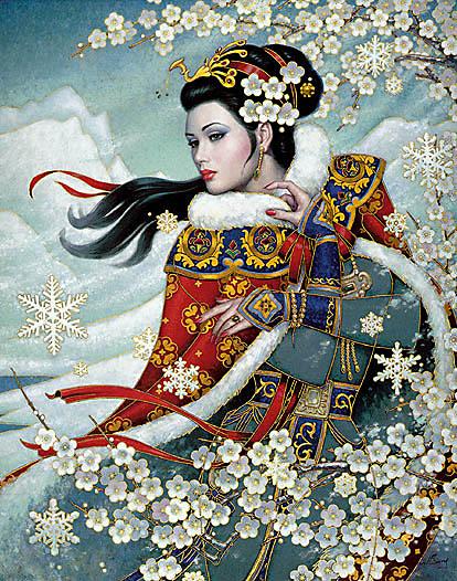 Карл Банг. Ее величество Зима