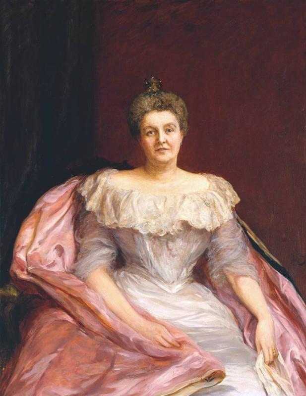 Портрет леди Тейт