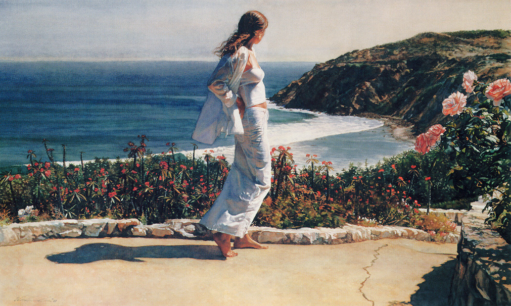 Steve Hanks. The way