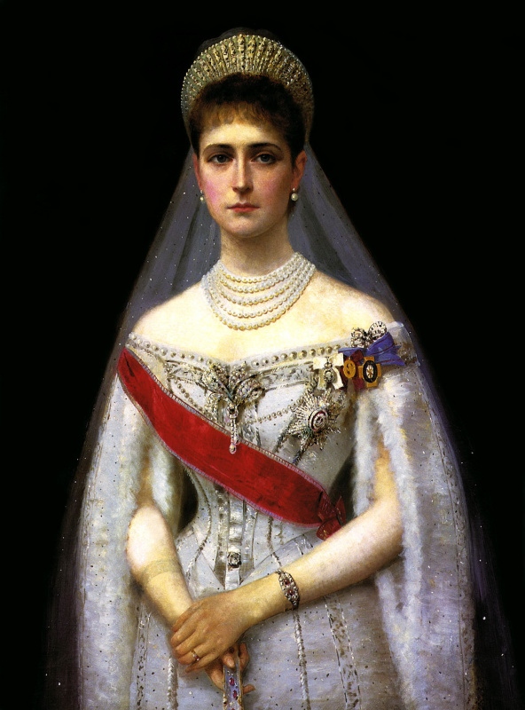 Ilya Galkin. The Empress Alexandra Feodorovna