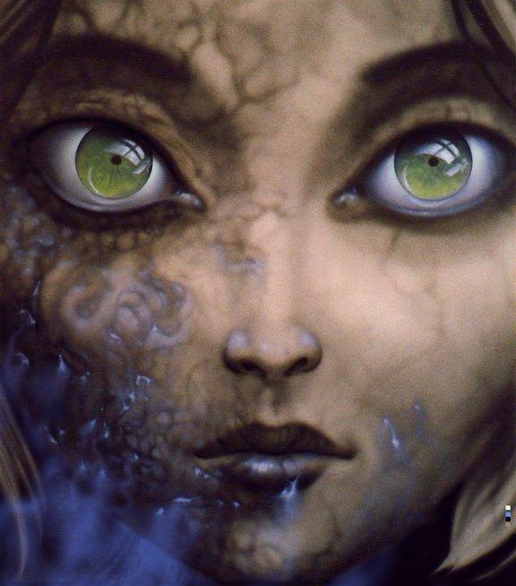 Уильям Хенд. Зеленые глаза
