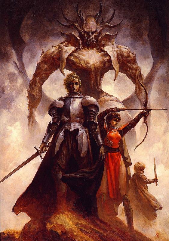 Отважные воины