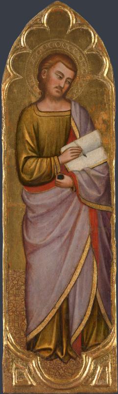 Якопо ди Чоне (и мастерская). Святой Лука