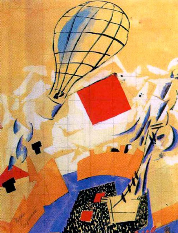 Иван Альбертович (Жан) Пуни. «Литейный» 1910