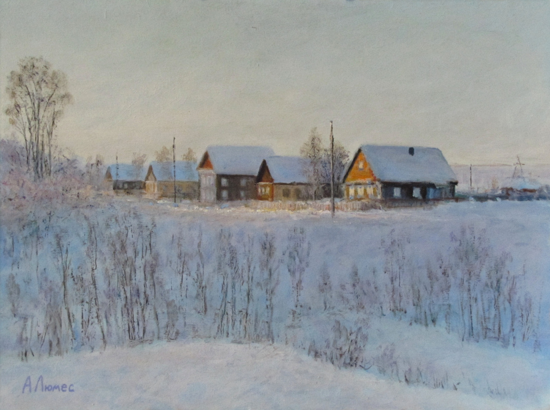 Andrew Lumez. Village houses