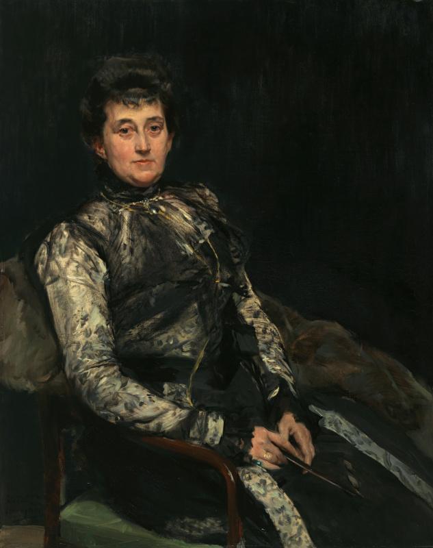 Joaquín Sorolla. Maria Teresa Moret