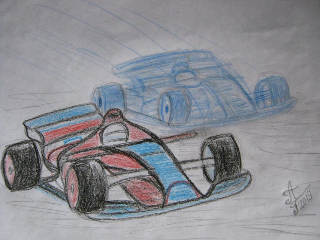 Alexey Grishankov (Alegri). Formula I