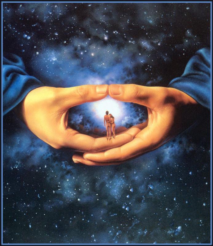 Ависс Жан Поль. Руки вселенной