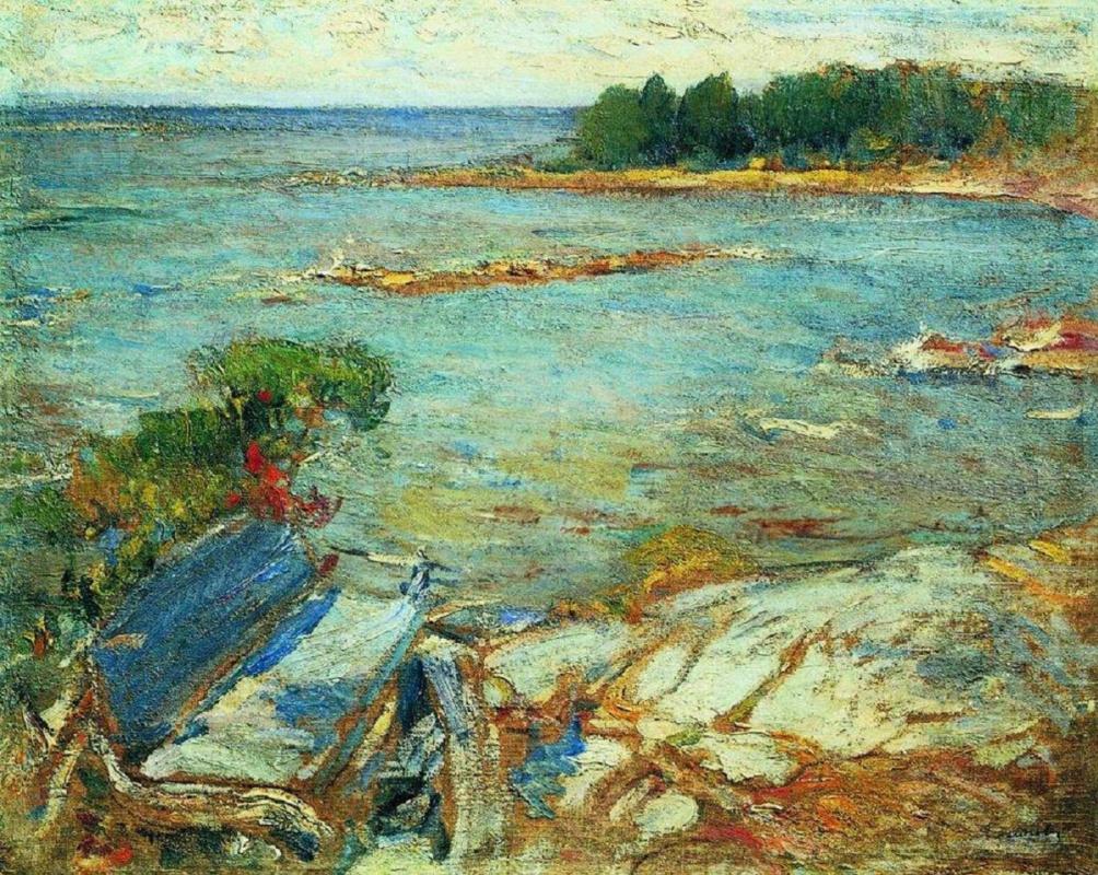 Абрам Ефимович Архипов. Северное море
