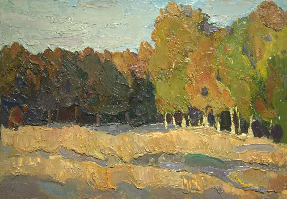 Oleg Borisovich Zakharov. Evening chord.