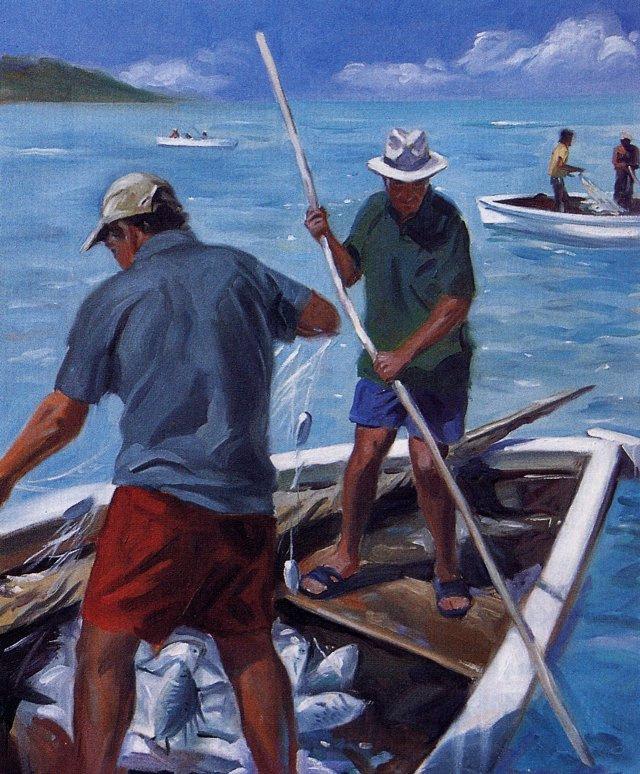 Мавританские рыбаки