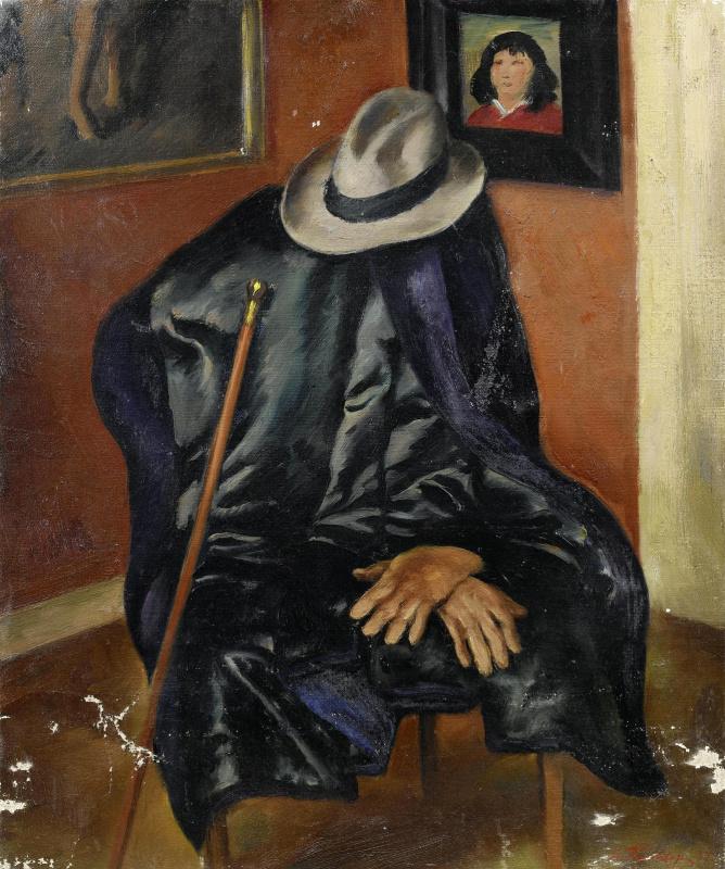 Леонид Исаакович Фрешкоп. Не состоявшаяся встреча. 1932