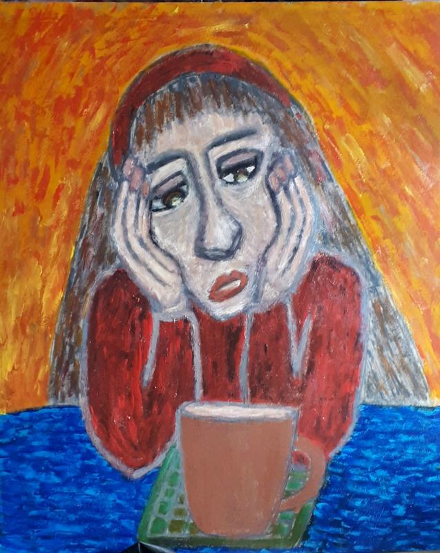 Tatyana Turanova. Guessing on the coffee grounds