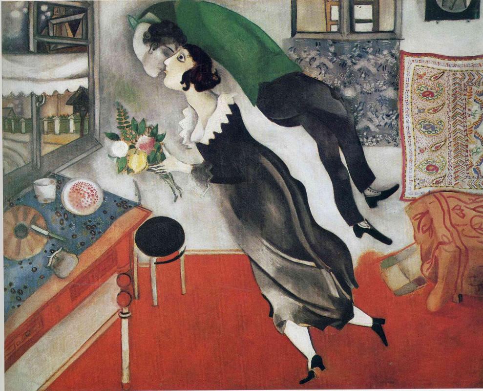 Marc Chagall. L'Anniversaire