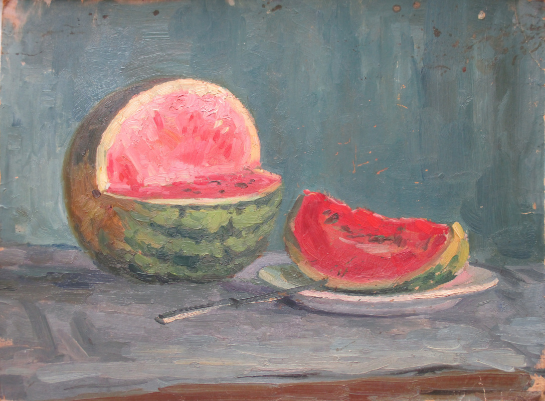 Arkady Pavlovich Laptev. Watermelon