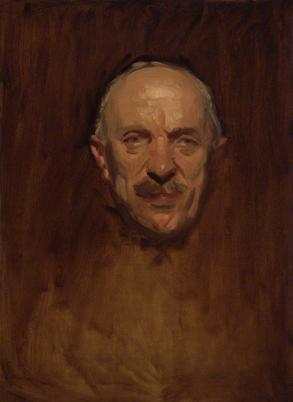 John Singer Sargent. Sir Henry Hughes Wilson