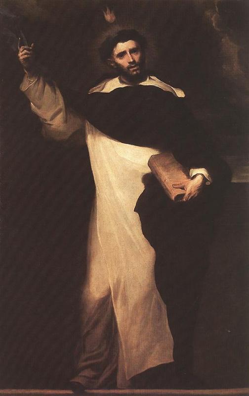 Клаудио Коэльо. Святой Доминик