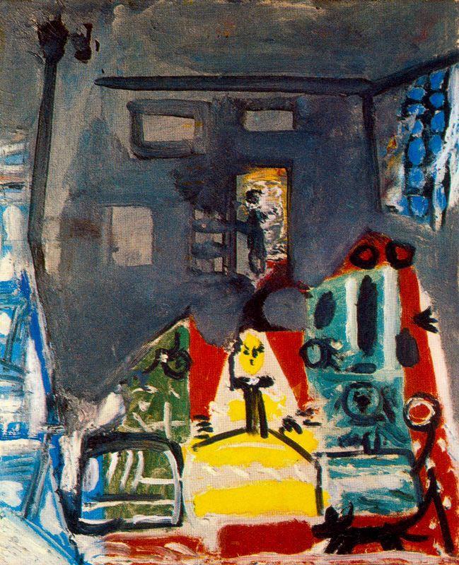Пабло Пикассо. Сюжет 22