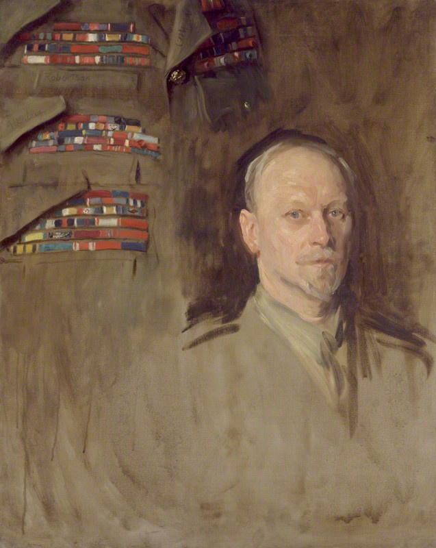 John Singer Sargent. Jan Christian Smuts