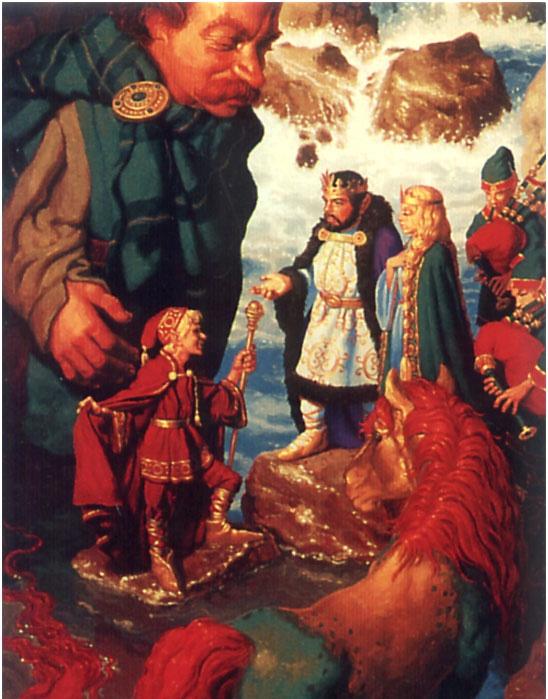 Грег Хильдебрандт. Сюжет 2