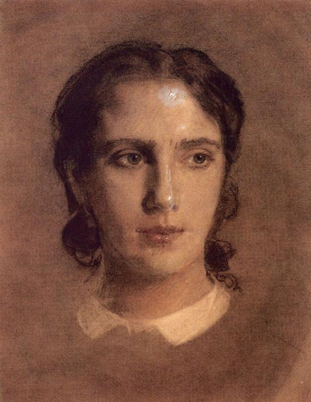 Портрет Софьи Николаевны Крамской