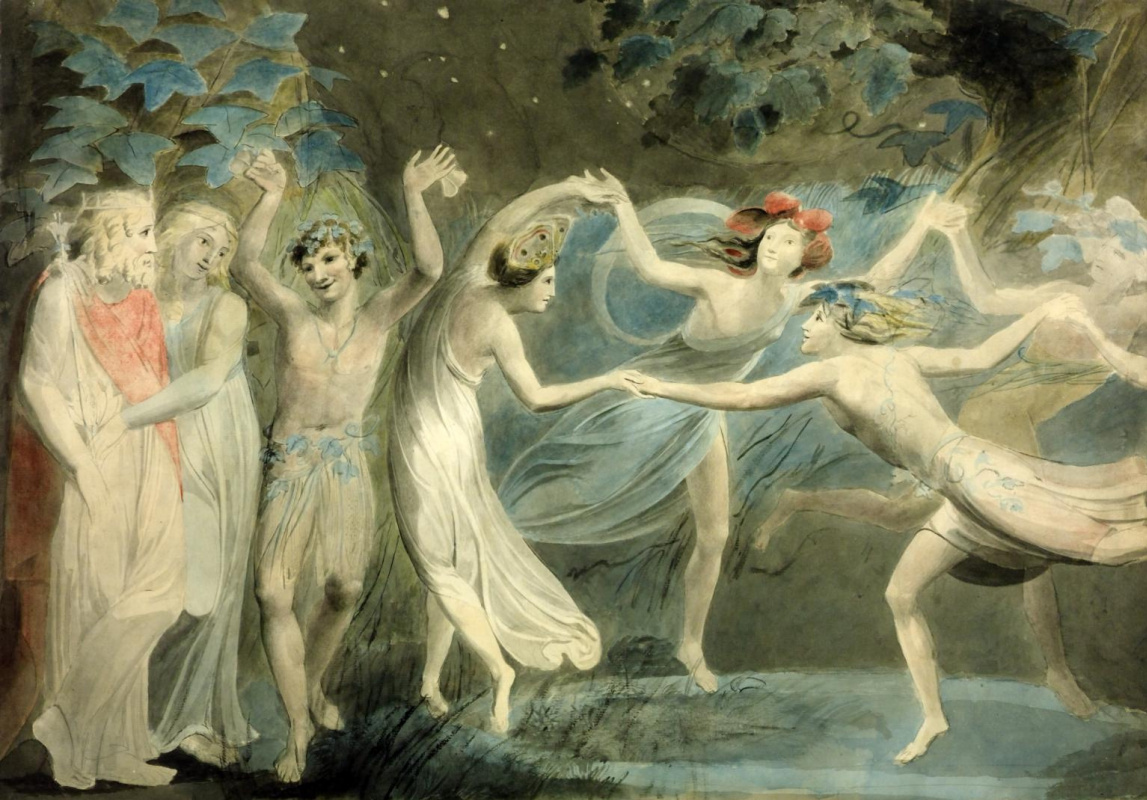 discuss the fairies in a midsummer Discuss the dramatic significance of the play within a play, the mirroring subplots, and the levels of awareness to the main theme of midsummer 2 imagination is used in dream, in play, in love, and in art.