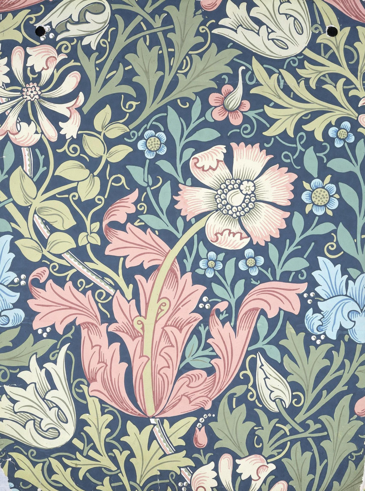 William Morris.  Compton