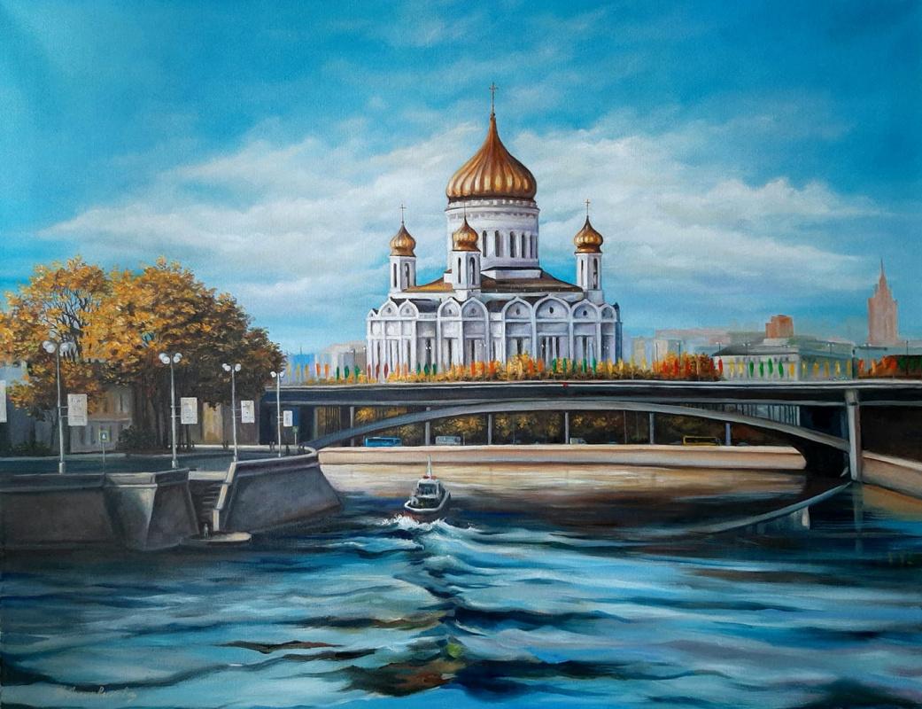 Hope Sosnovikova. Christ the Savior Cathedral
