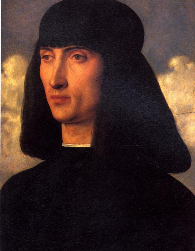 Джованни Беллини. Мужской портрет