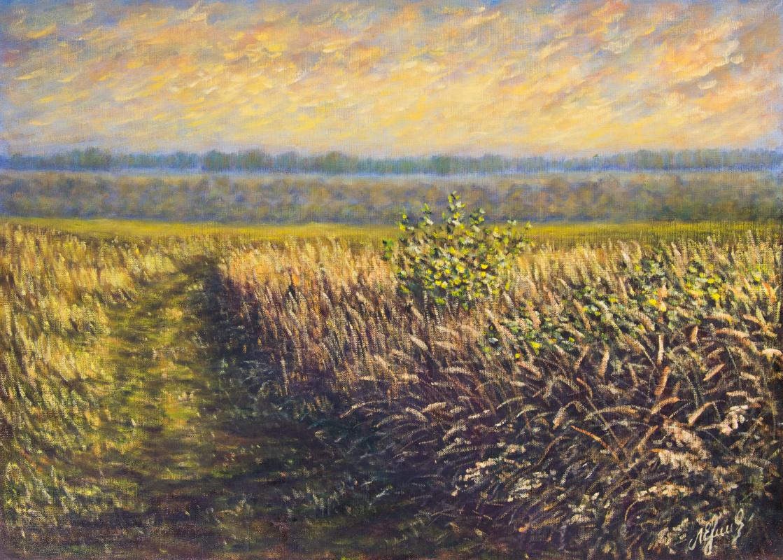 Valery Levchenko. No. 259 Native open spaces