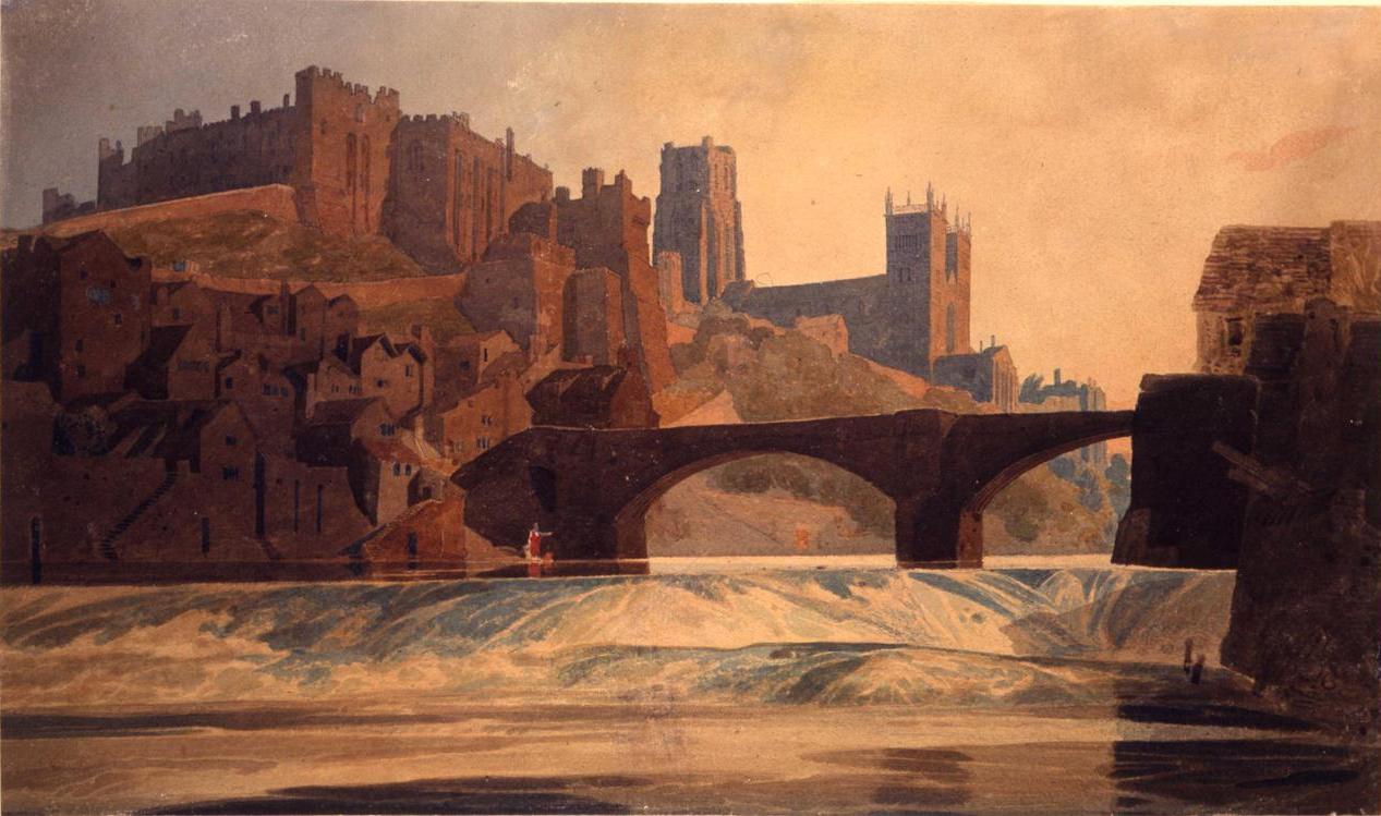 Anthony Frederick Augustus Sandys. Evening landscape