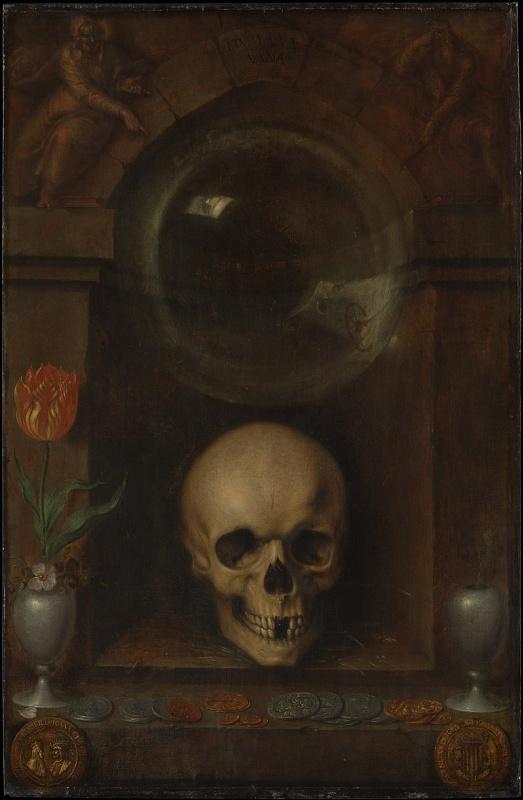 Jacob de Heine. Vanitas