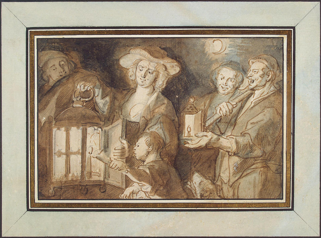 Jakob Jordaens. Allegory of the succession of generations.