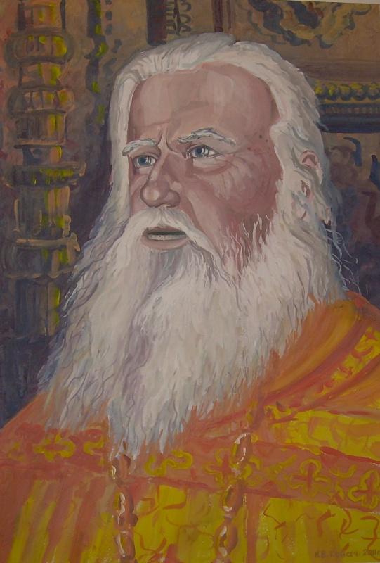 Иван Васильевич Ковач. Отец Иоанн